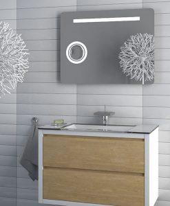 LED-es tükrök